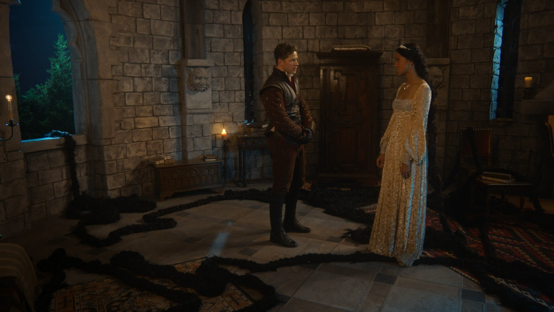 Once Upon a Time Season 3 :Episode 14  The Tower