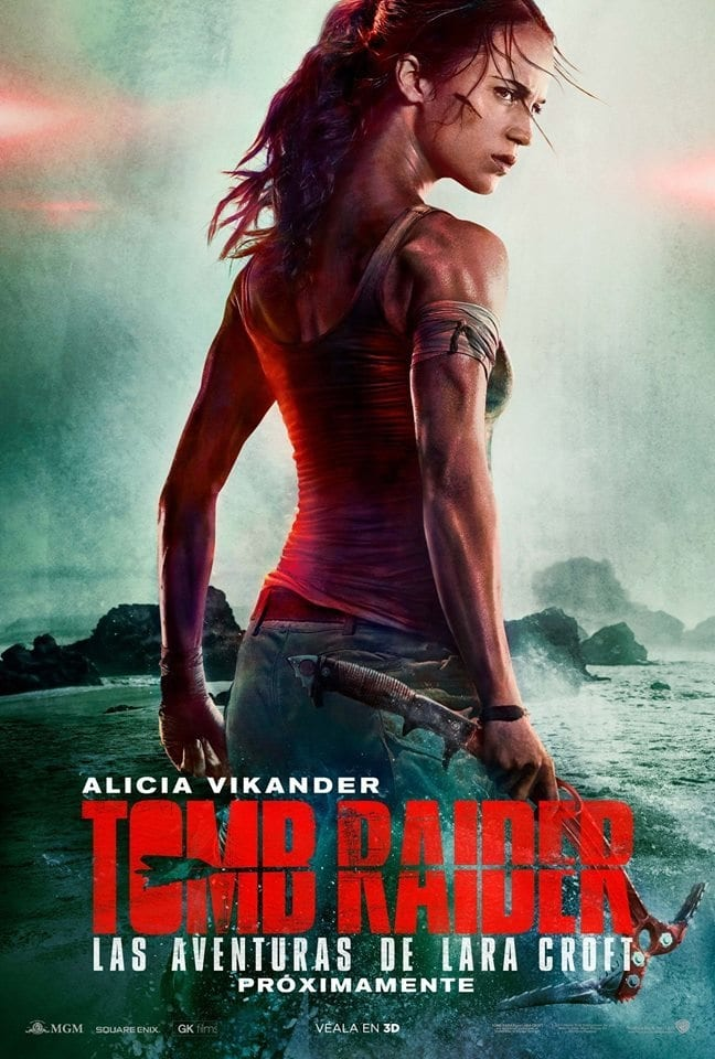 Póster Tomb Raider