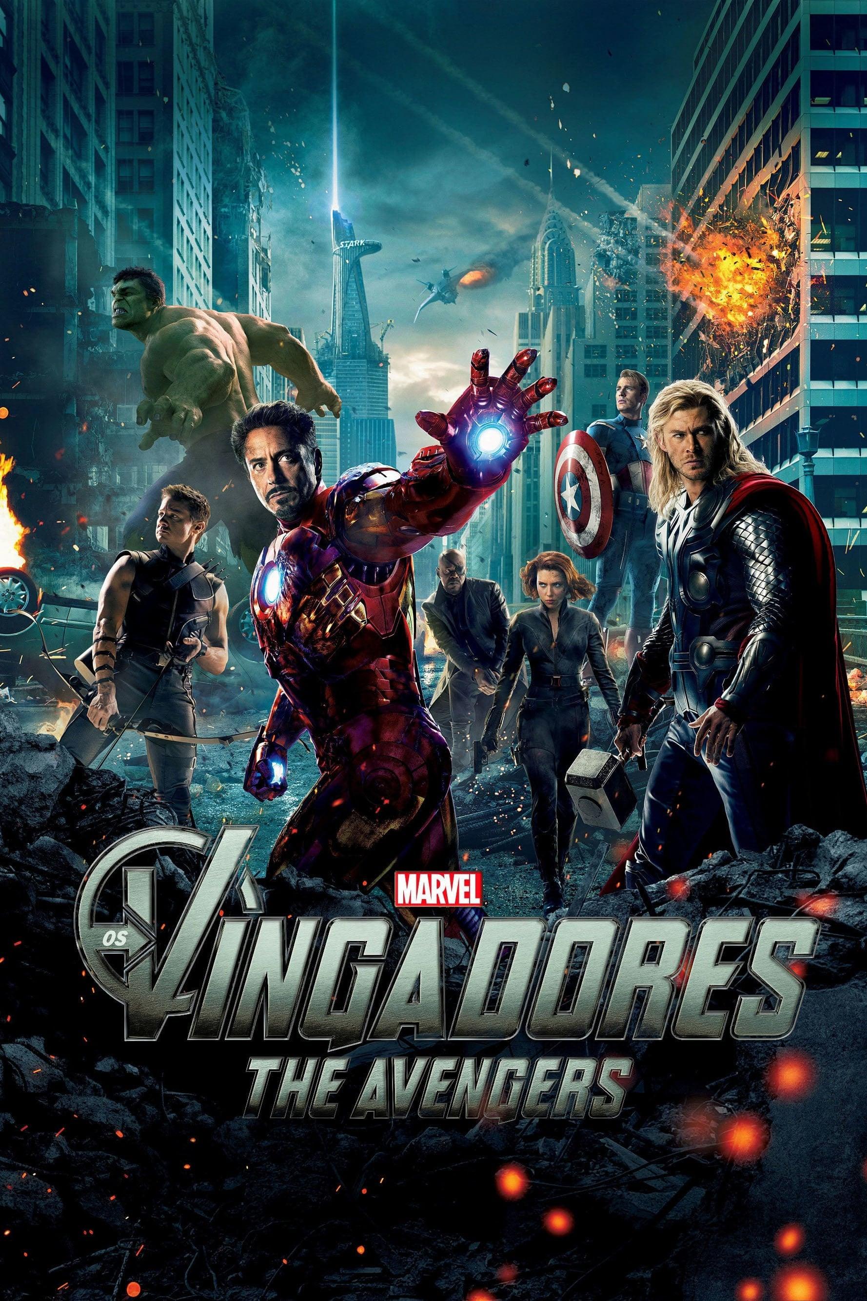The Avengers: Os Vingadores Dublado