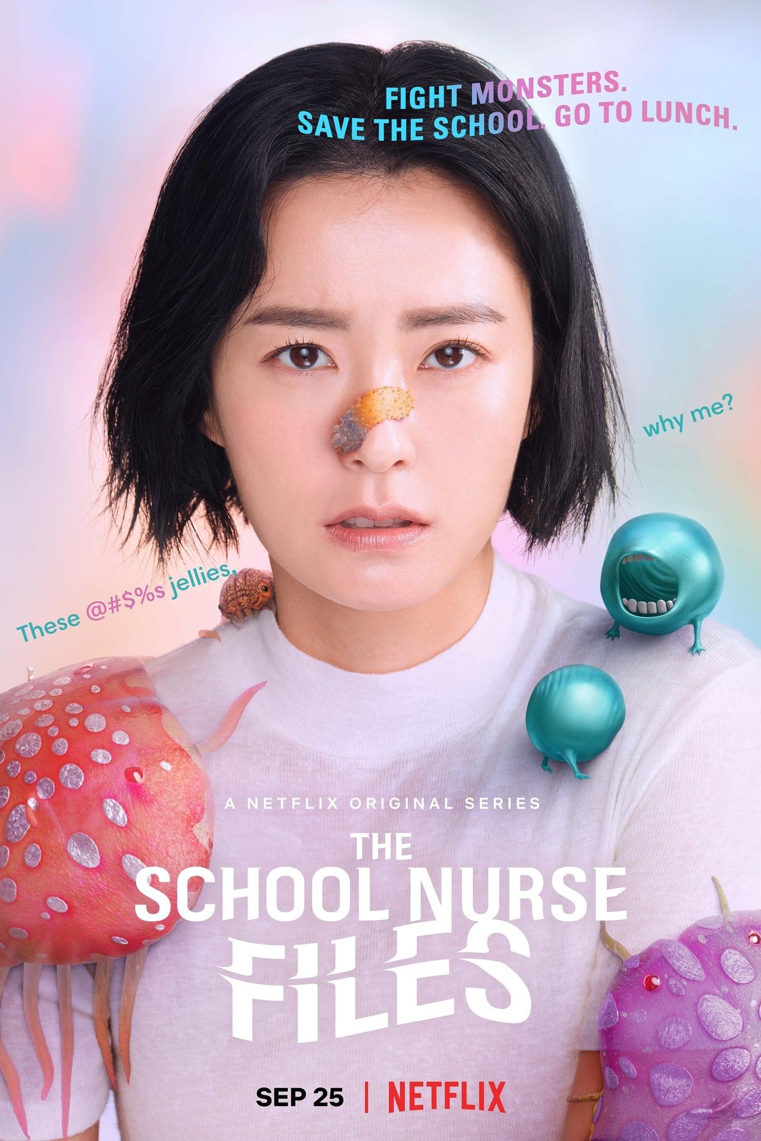 Nonton Drama Korea The School Nurse Files (2020)