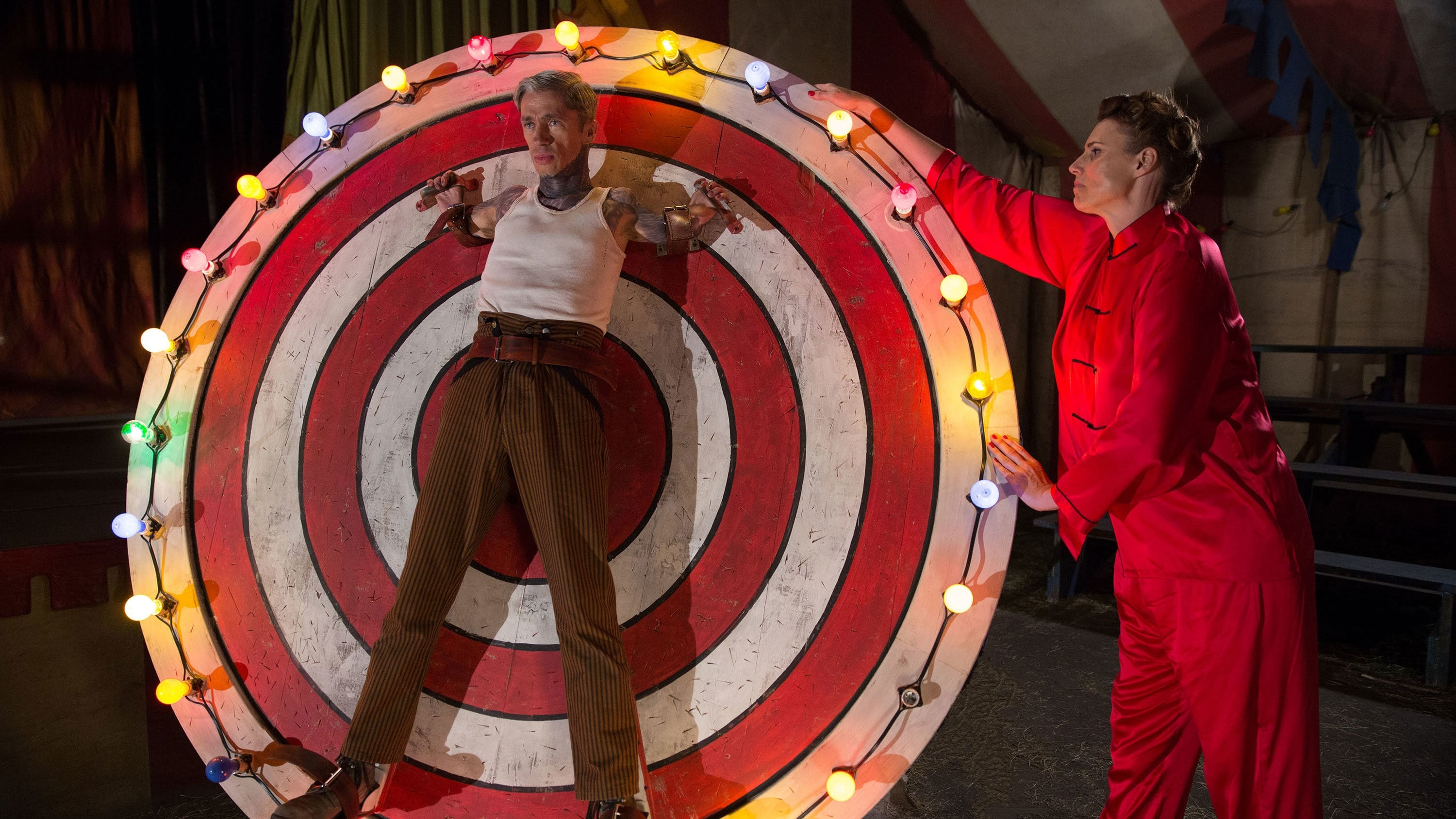 American Horror Story Season 4 :Episode 6  Bullseye