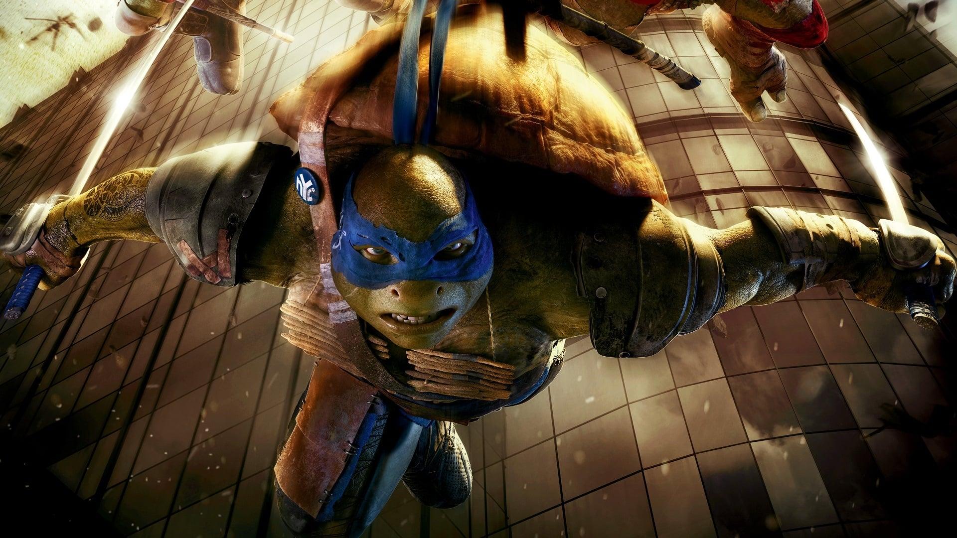 Teenage Mutant Ninja Turtles 2 Kinox