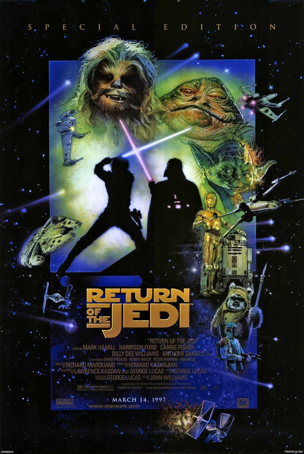 Ver Star Wars: Episode VI – Return of the Jedi Online HD Español ()