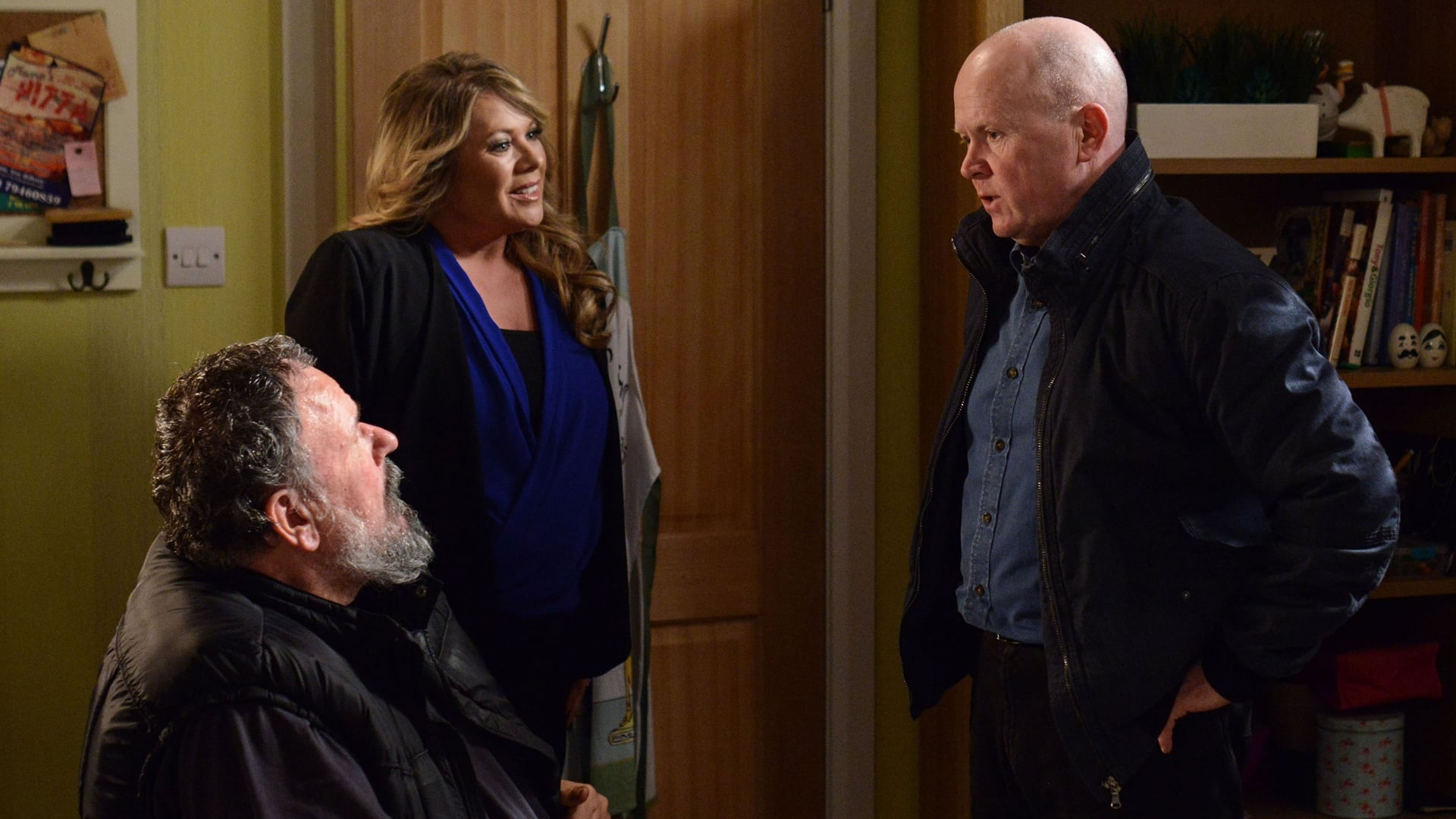 EastEnders Season 31 :Episode 91  02/06/2015