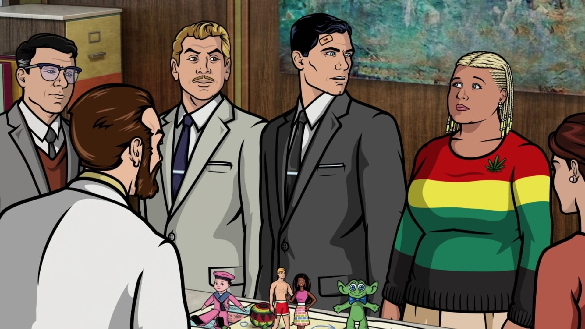 Archer Season 2 :Episode 2  A Going Concern