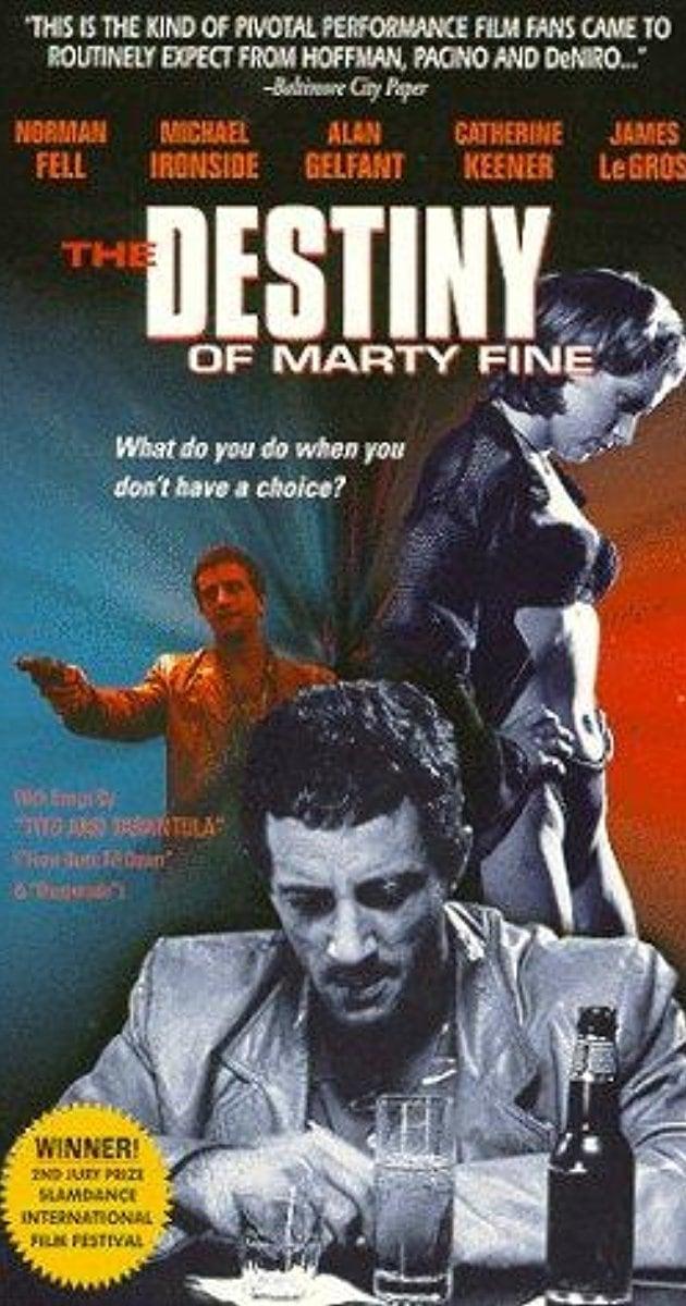 Ver The Destiny of Marty Fine Online HD Español (1996)
