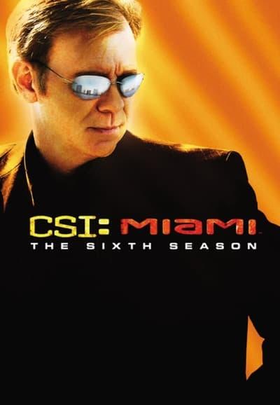CSI: Miami Season 6
