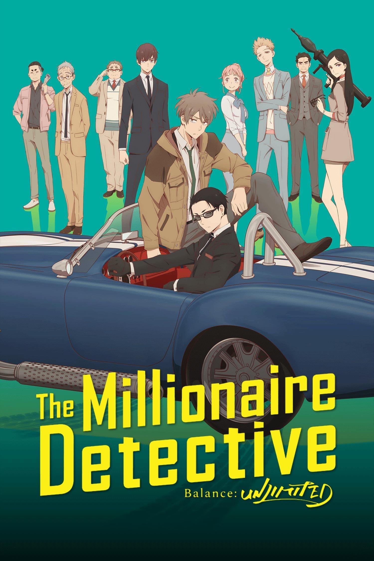 The Millionaire Detective - Balance: UNLIMITED