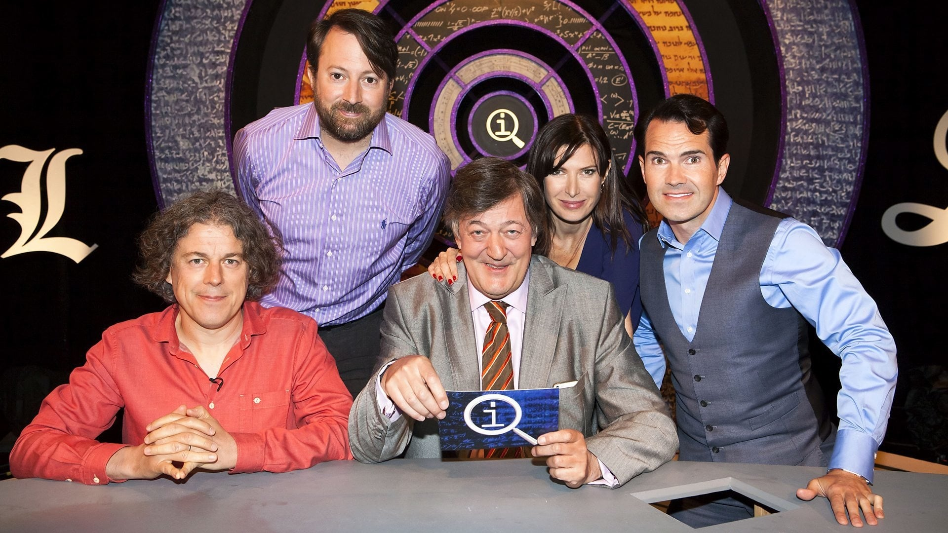 QI Season 12 :Episode 11  Lumped Together
