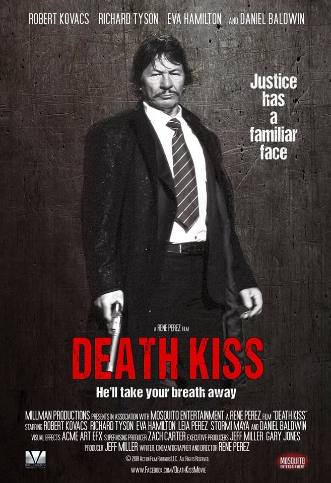 Ver Death Kiss Online HD Español (2018)