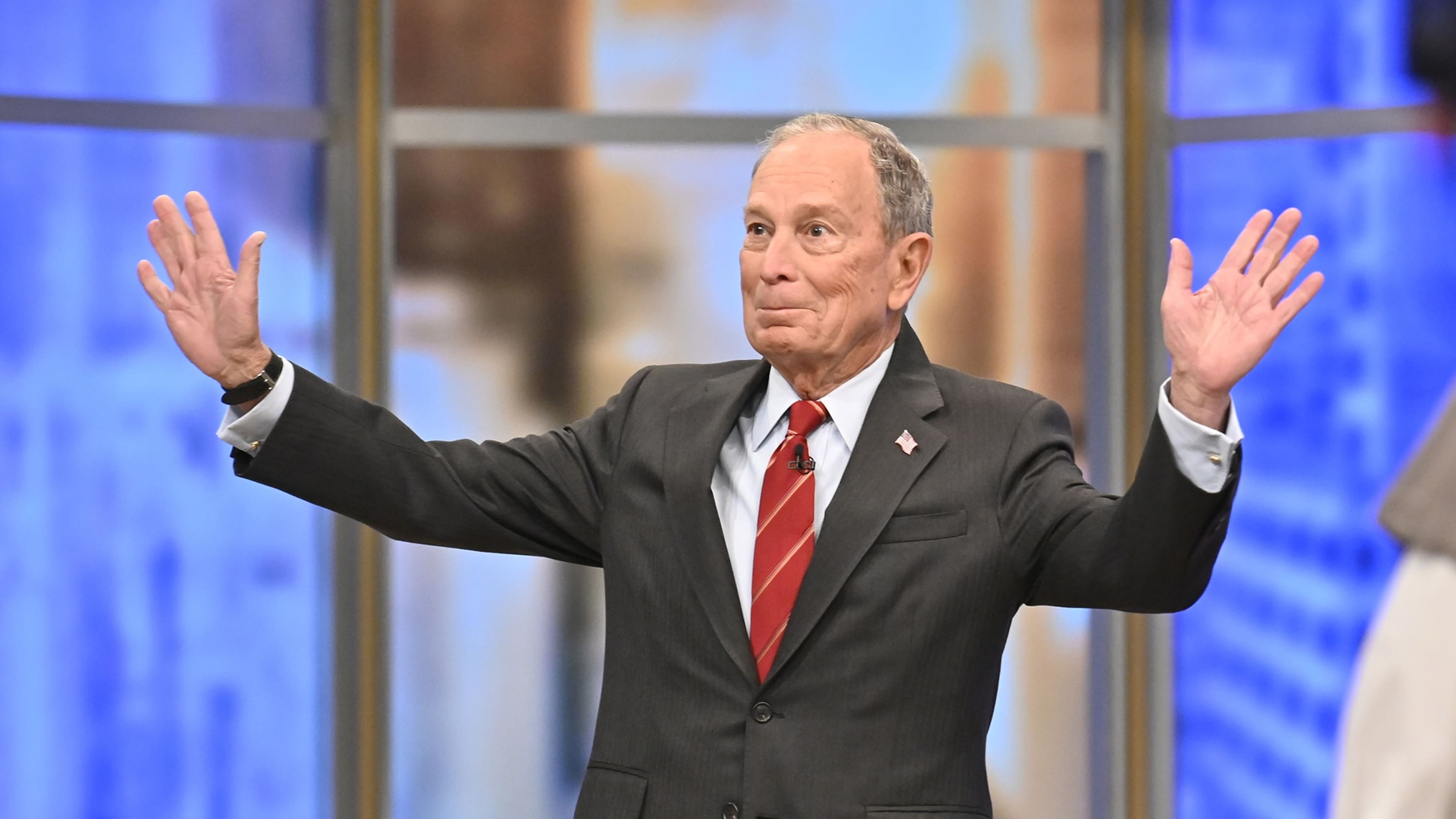 The View Season 23 :Episode 81  Michael Bloomberg