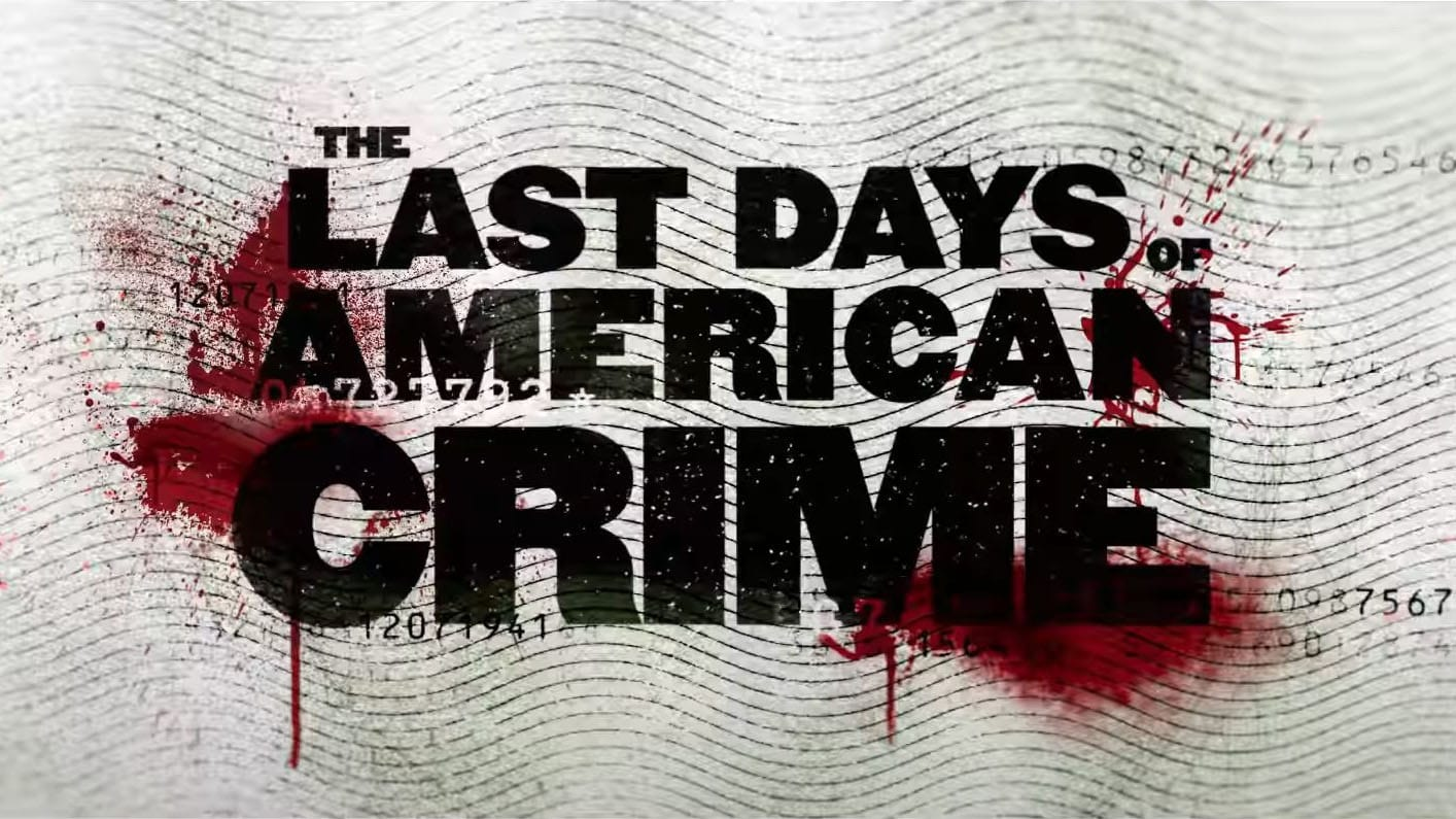 Watch The Last Days Of American Crime 2020 Full Movie Online Free Reviewsmovie