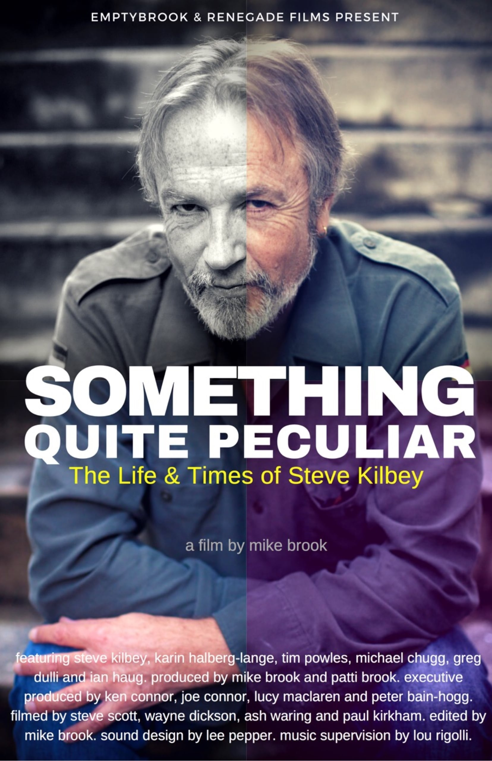 Something Quite Peculiar: The Life and Times of Steve Kilbey (1970)