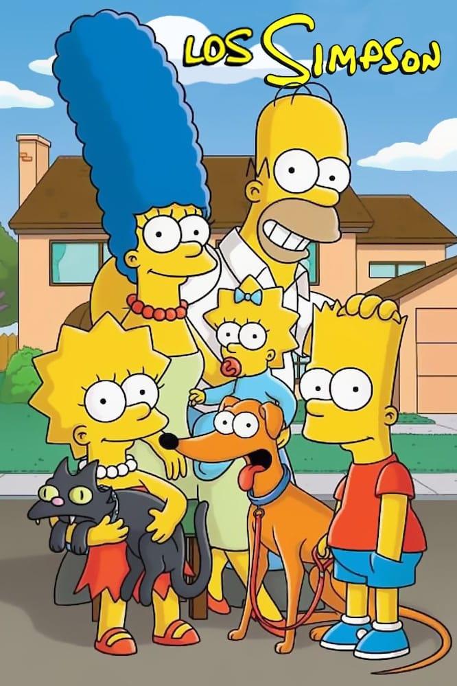 Imagen Los Simpson