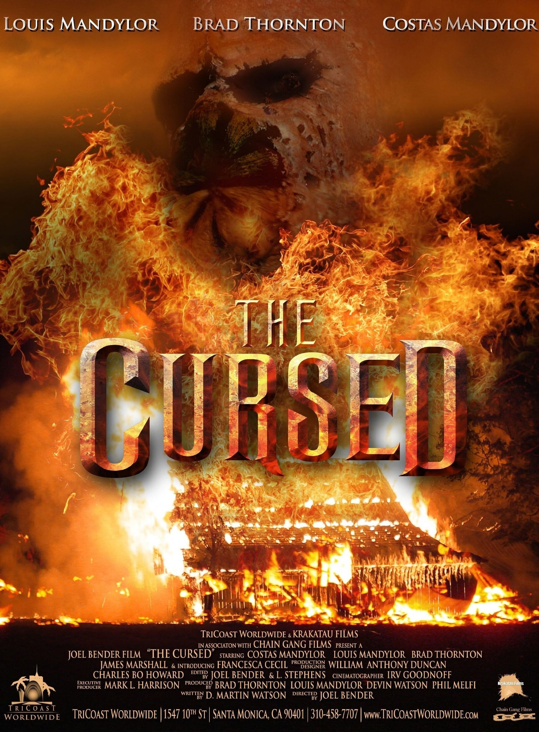 The Cursed on FREECABLE TV