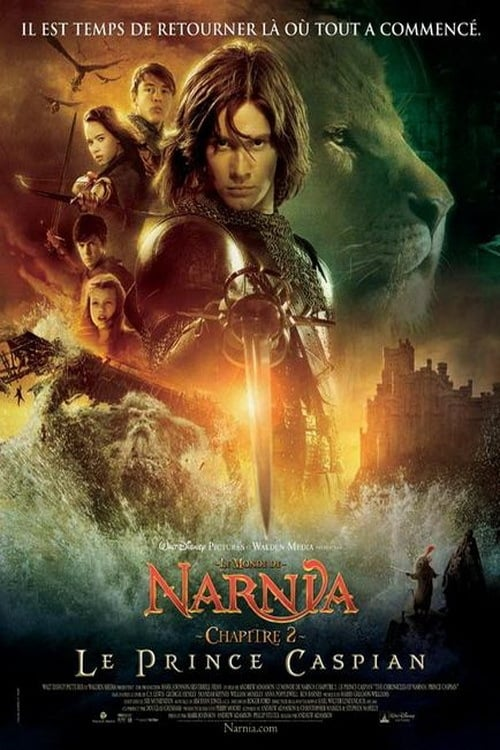Poster and image movie Film Cronicile din Narnia: Printul Caspian - Cronicile din Narnia: Prințul Caspian - The Chronicles of Narnia: Prince Caspian - The Chronicles of Narnia: Prince Caspian -  2008