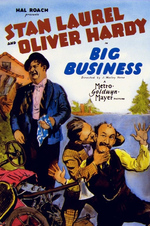 Big Business (1929)