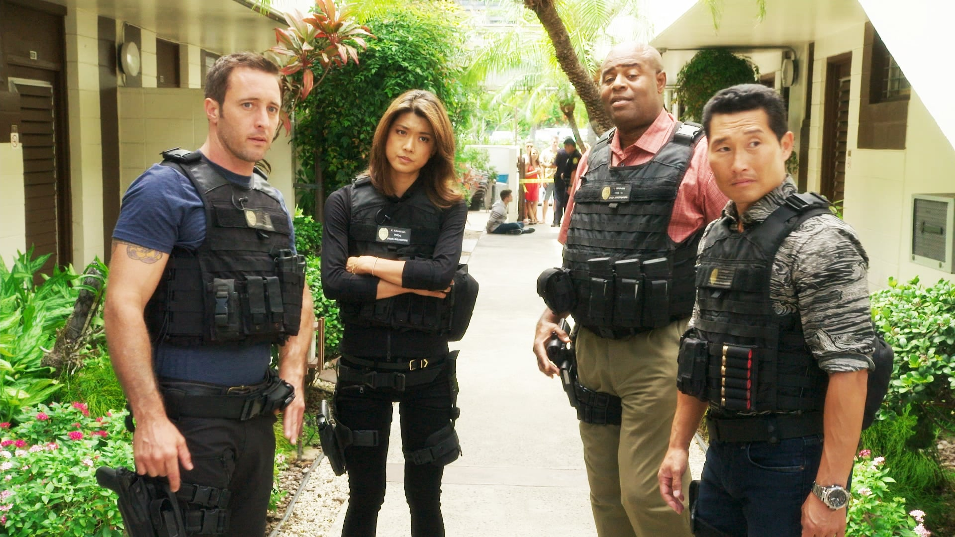 Hawaii Five-0 Season 5 :Episode 8  Ka Hana Malū (Inside Job)