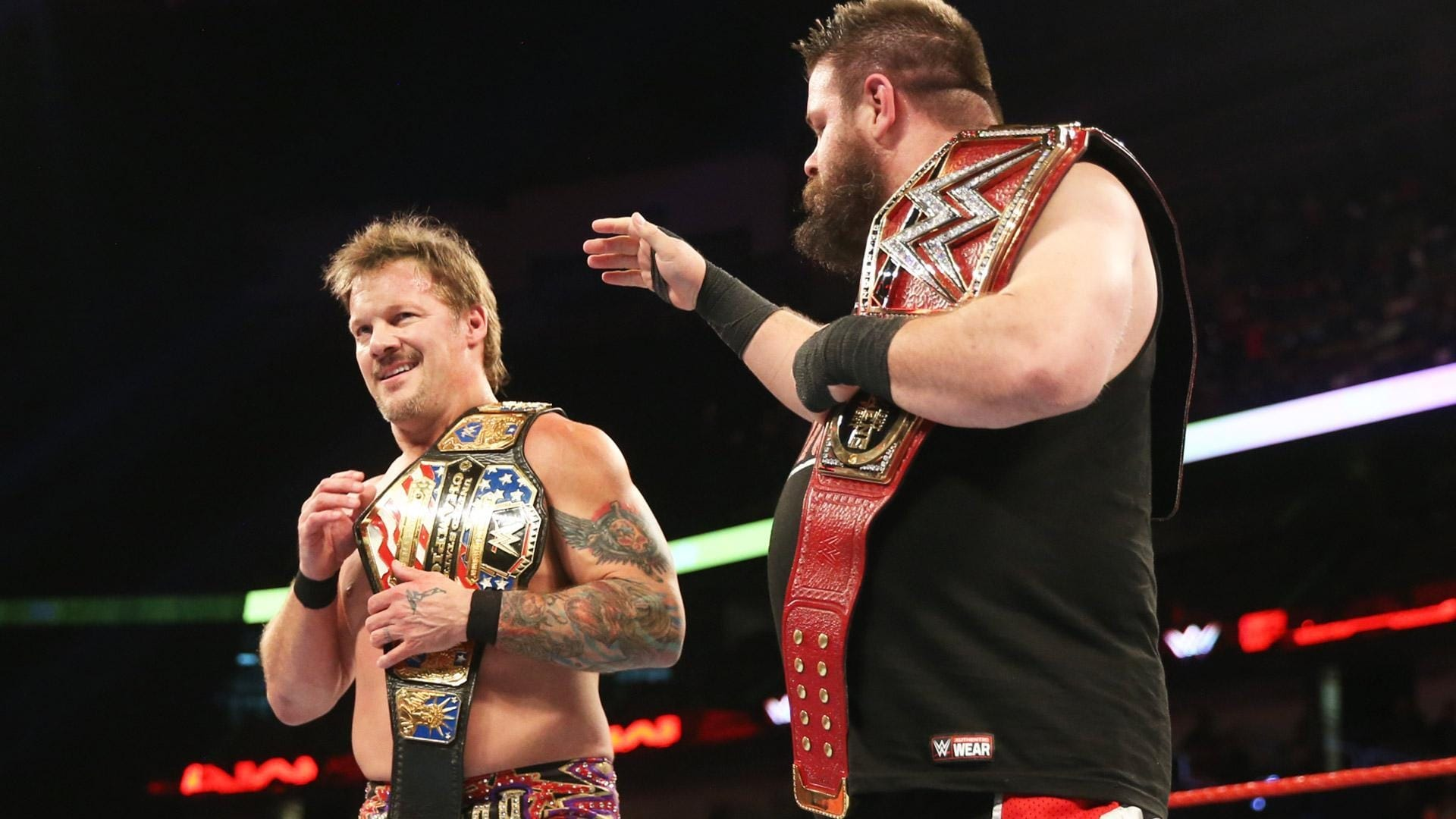 WWE Raw Season 25 :Episode 2  January 9, 2017 (New Orleans, Louisiana)