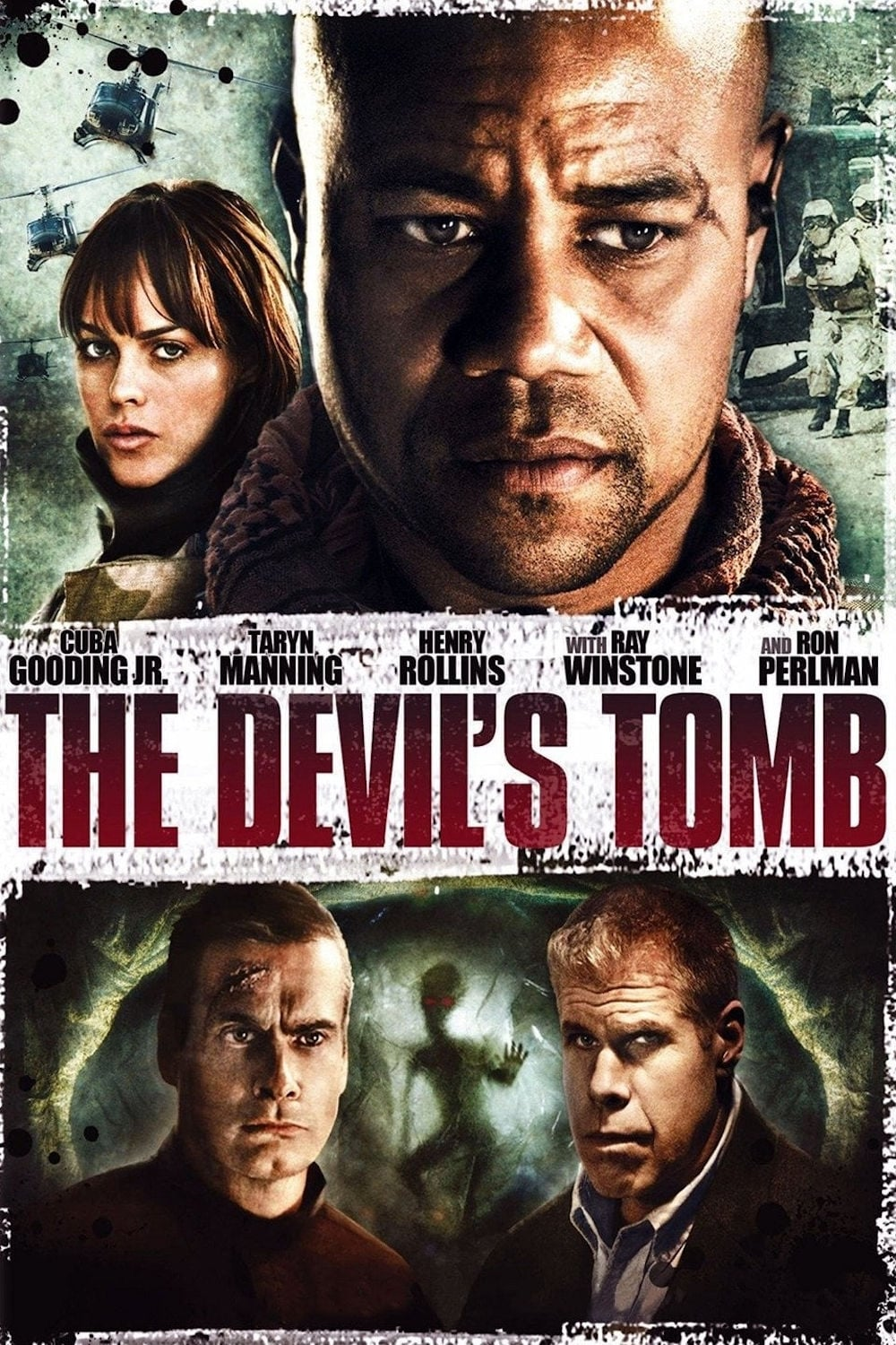 The Devil's Tomb on FREECABLE TV