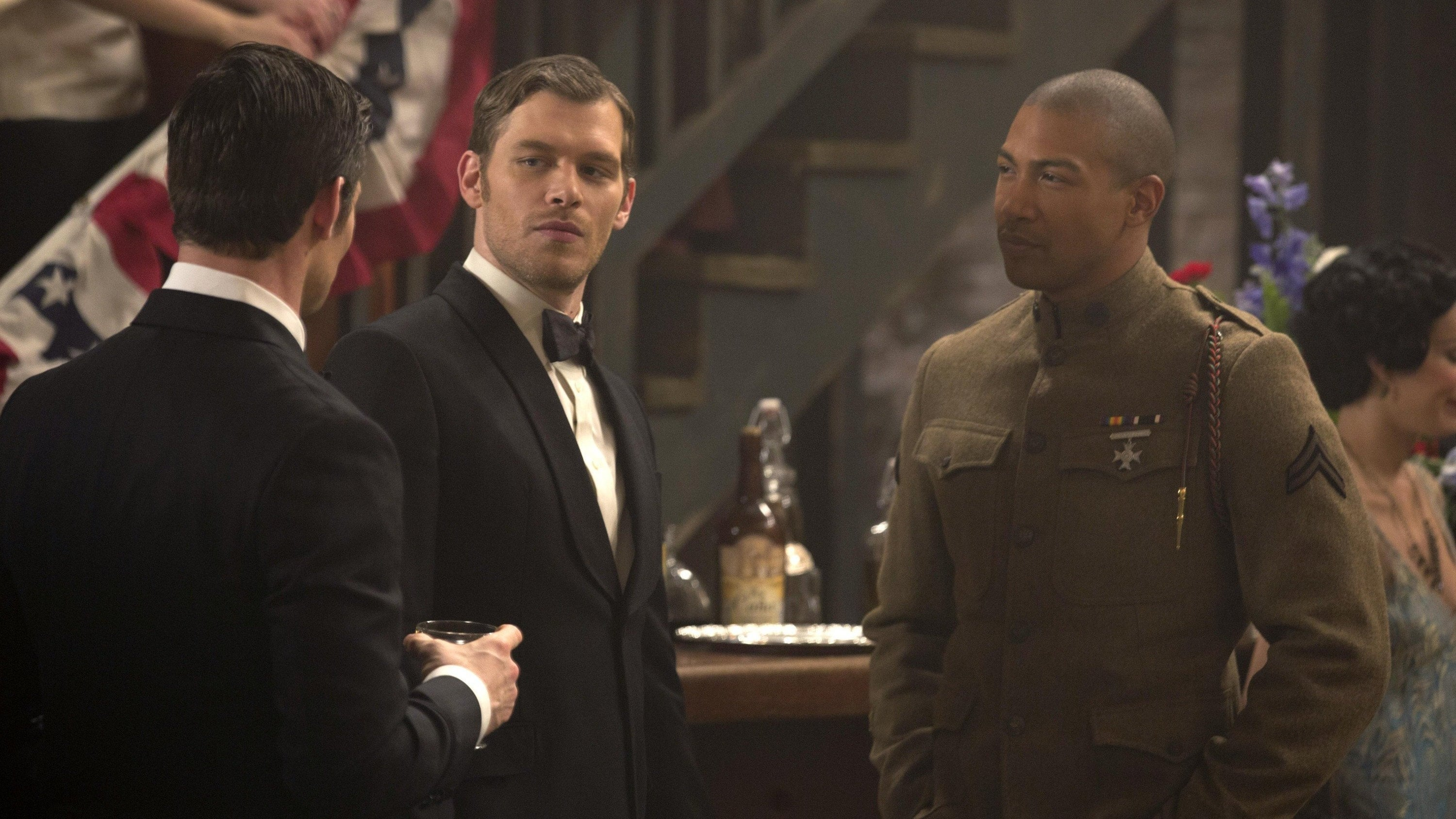 The Originals Season 1 :Episode 12  Dance Back From the Grave