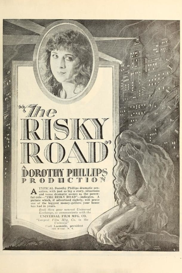 The Risky Road (1918)
