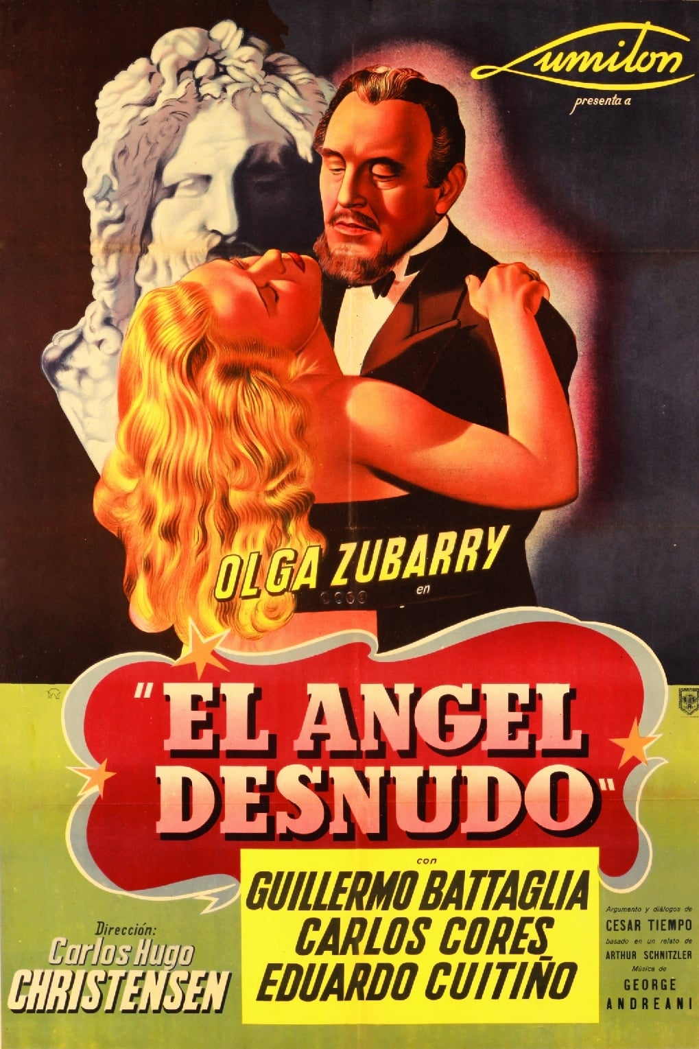 The Naked Angel (1946)