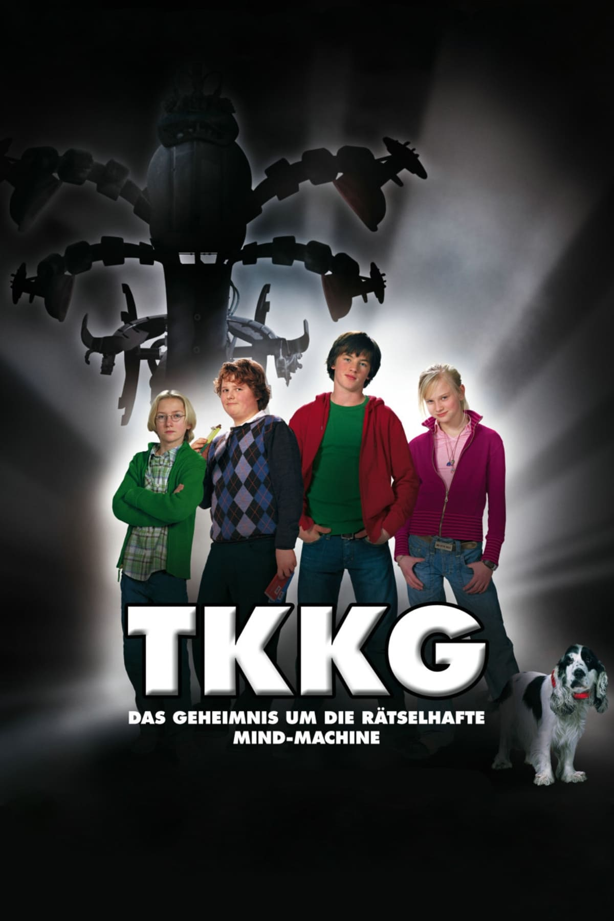 TKKG - The Secret of the Mysterious Mind Machine online