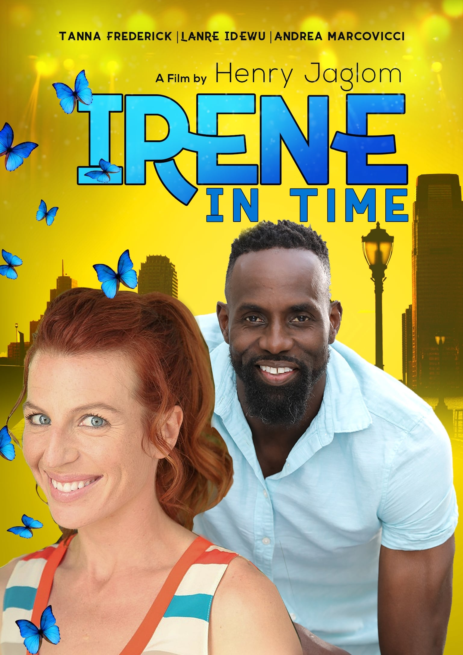 Irene in Time on FREECABLE TV