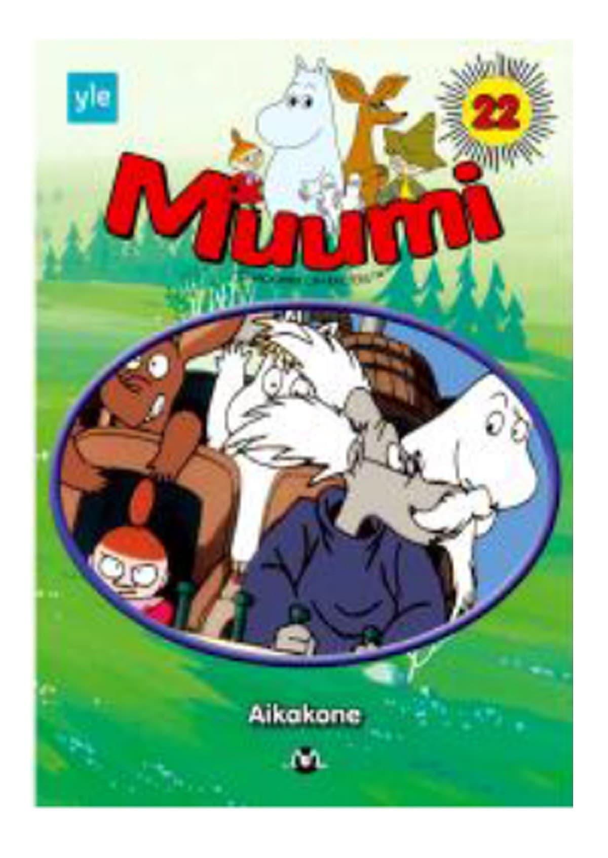 Moomin - The Time Machine (1995)