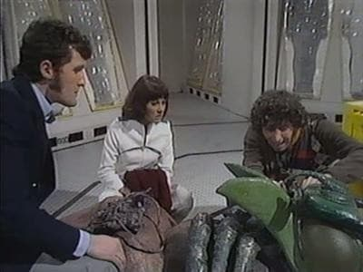 Doctor Who Season 12 :Episode 7  The Ark in Space, Part Three
