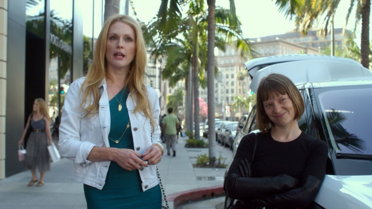 Backgrounds and walpapers Maps to the Stars