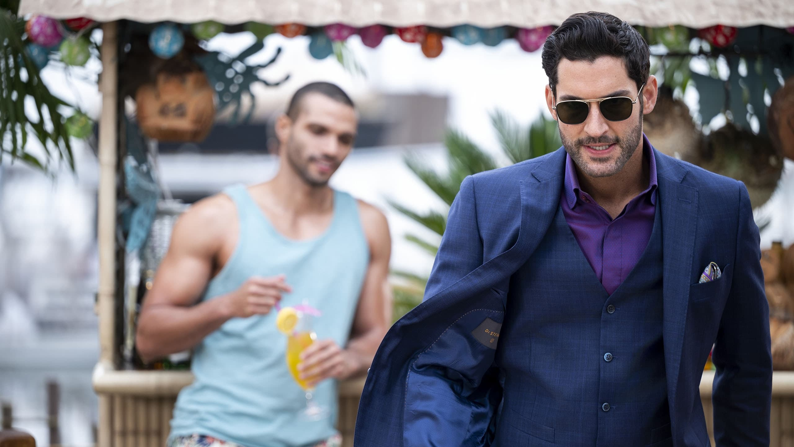 Lucifer Season 6 :Episode 4  Pin the Tail on the Daddy