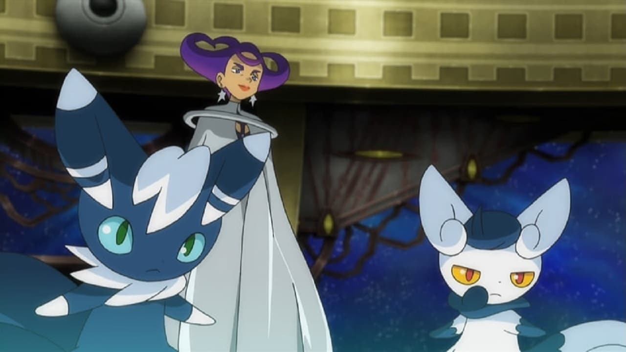 Pokémon Season 18 :Episode 45  All Eyes on the Future!