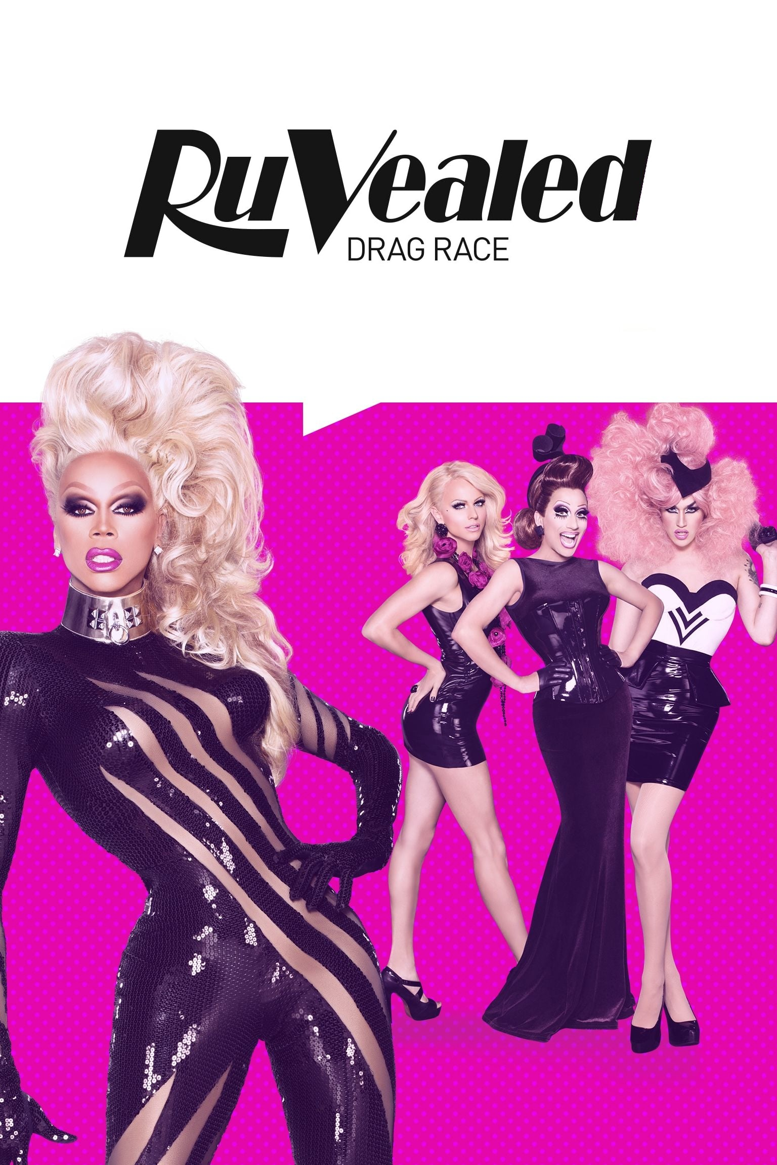 RuPaul's Drag Race: RuVealed (1970)