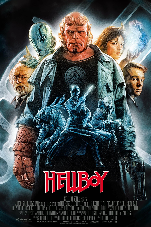Nonton Drama Korea Hellboy (2004)