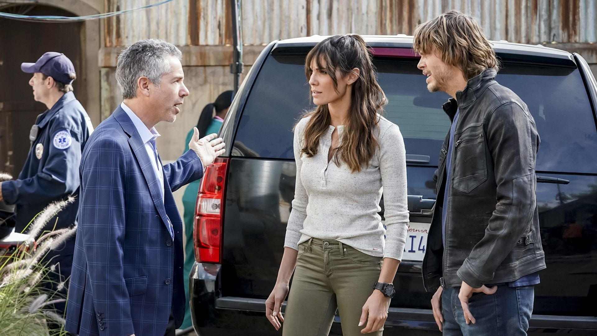 NCIS: Los Angeles Season 10 :Episode 13  Better Angels
