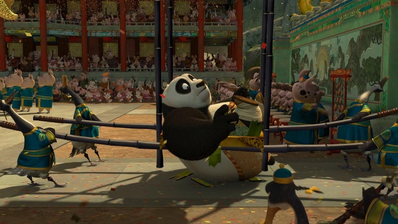 картинки разборки в стиле кунг фу панда вариант