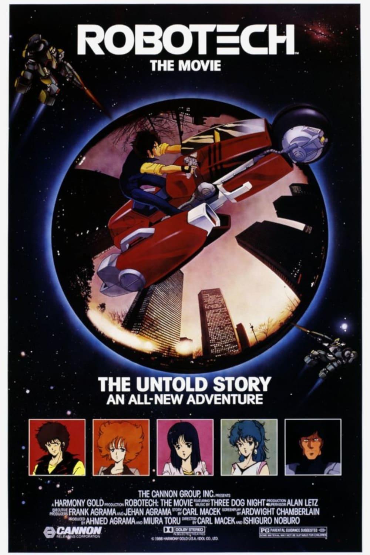 Robotech: The Movie (1986)