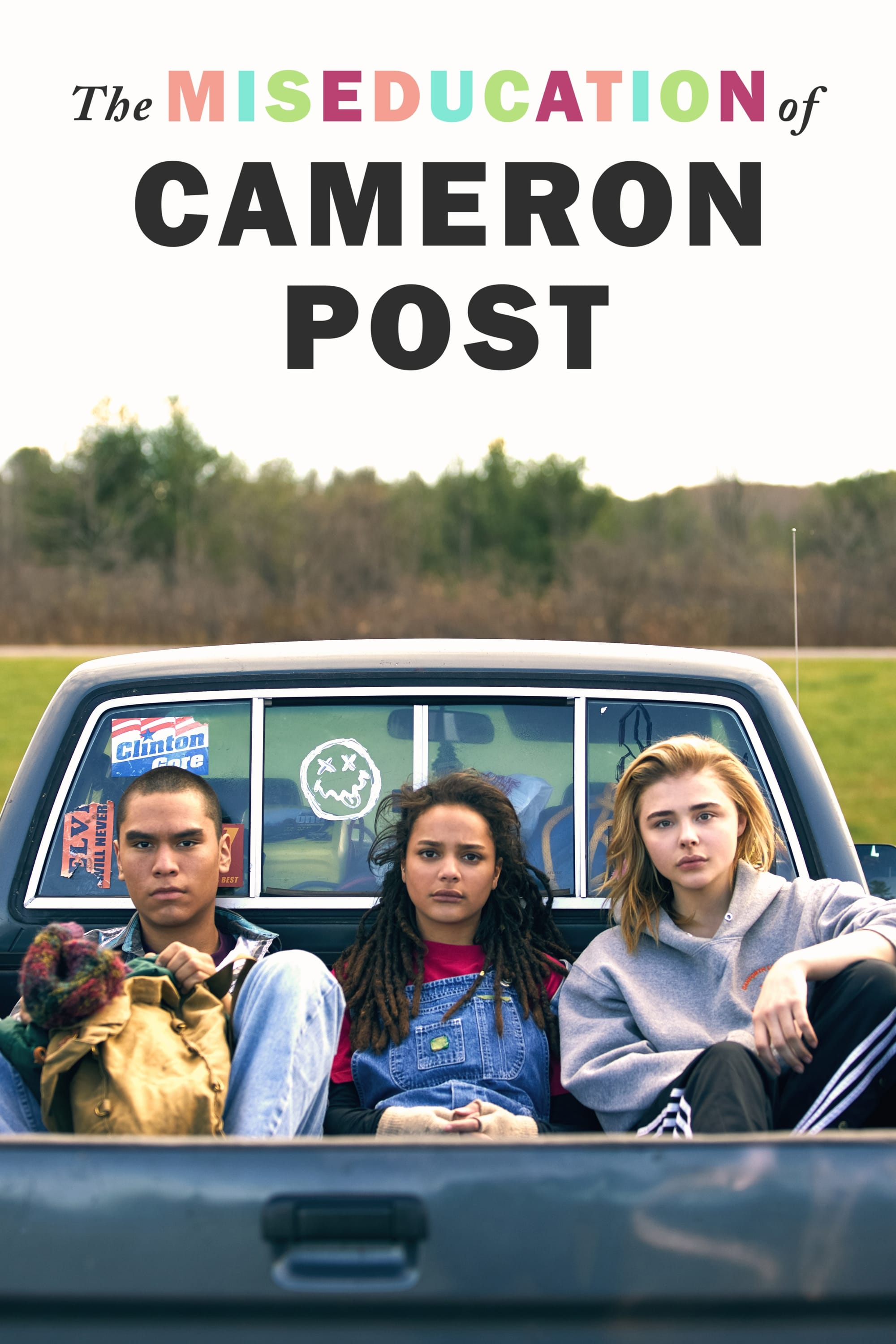Poster and image movie Film Proasta crestere a lui Cameron Post - The Miseducation of Cameron Post - The Miseducation of Cameron Post 2018