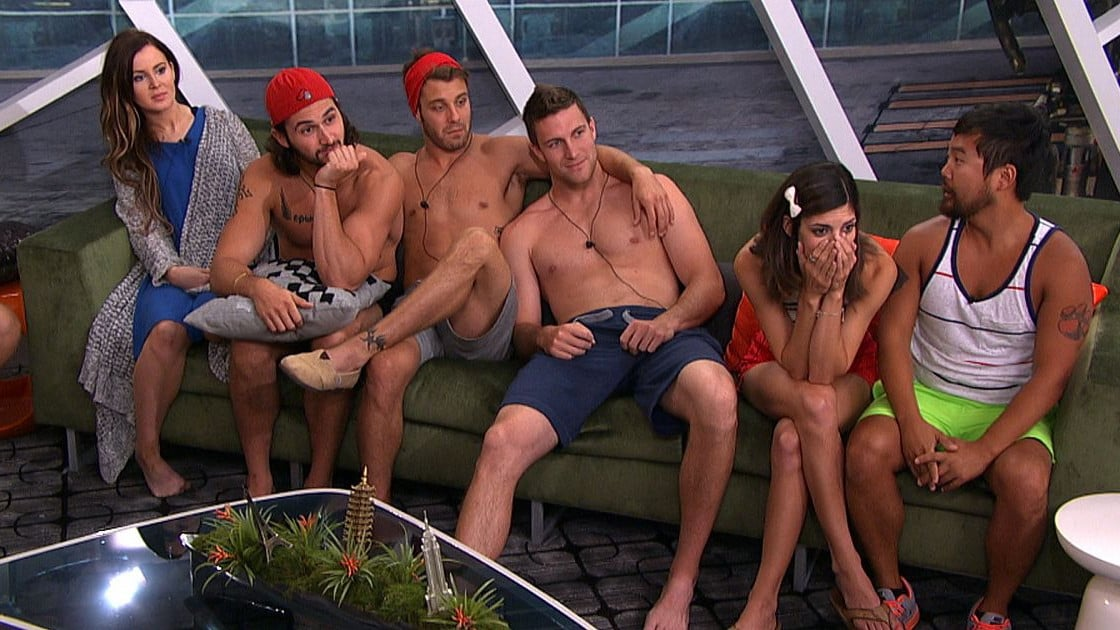 Big Brother - Season 18 Episode 3 : Nominations; New Competition
