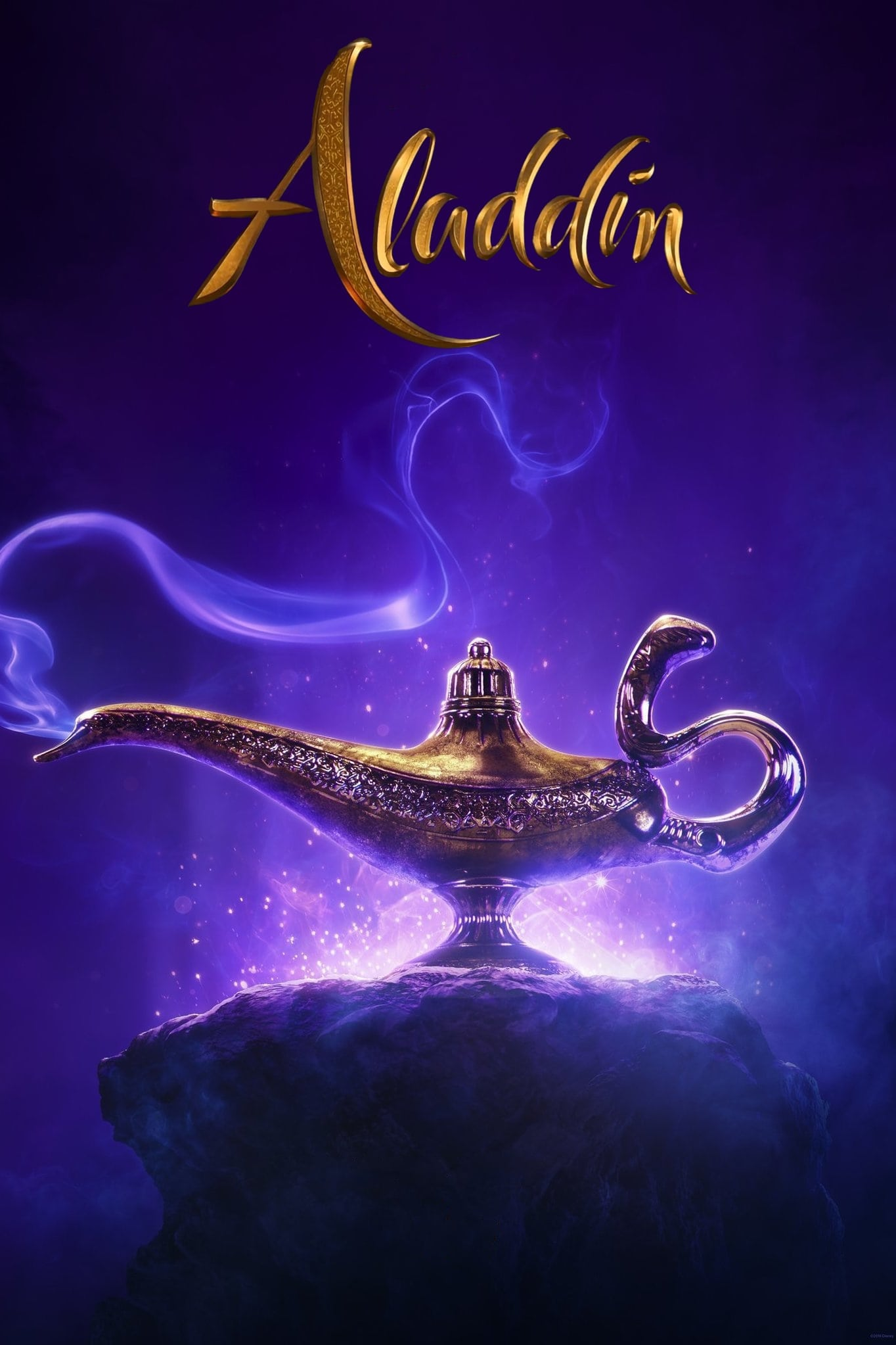 Película: Aladin (2009) | abandomoviez.net