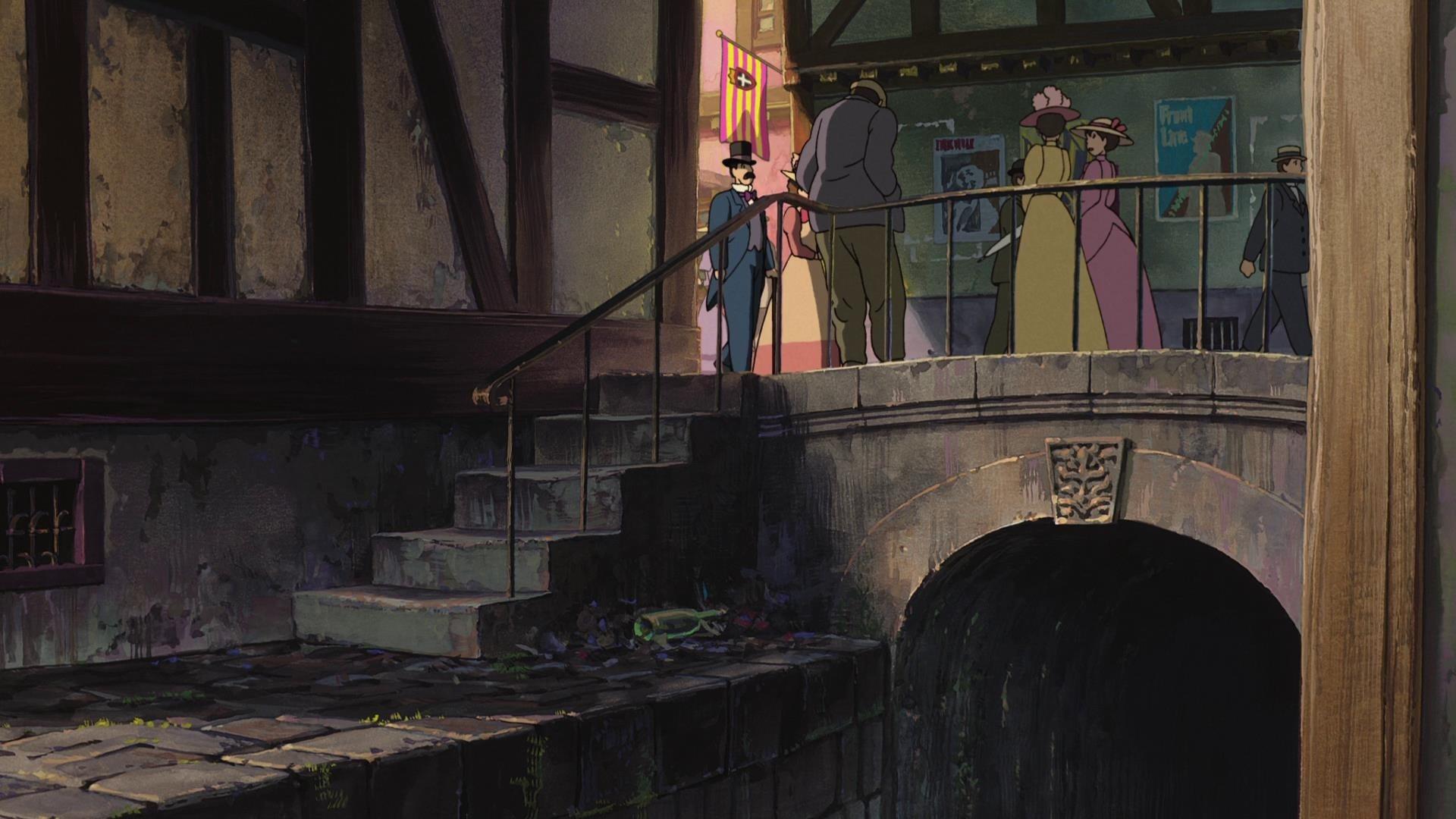 El increíble castillo vagabundo
