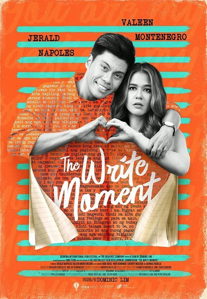 Ver The Write Moment Online HD Español ()