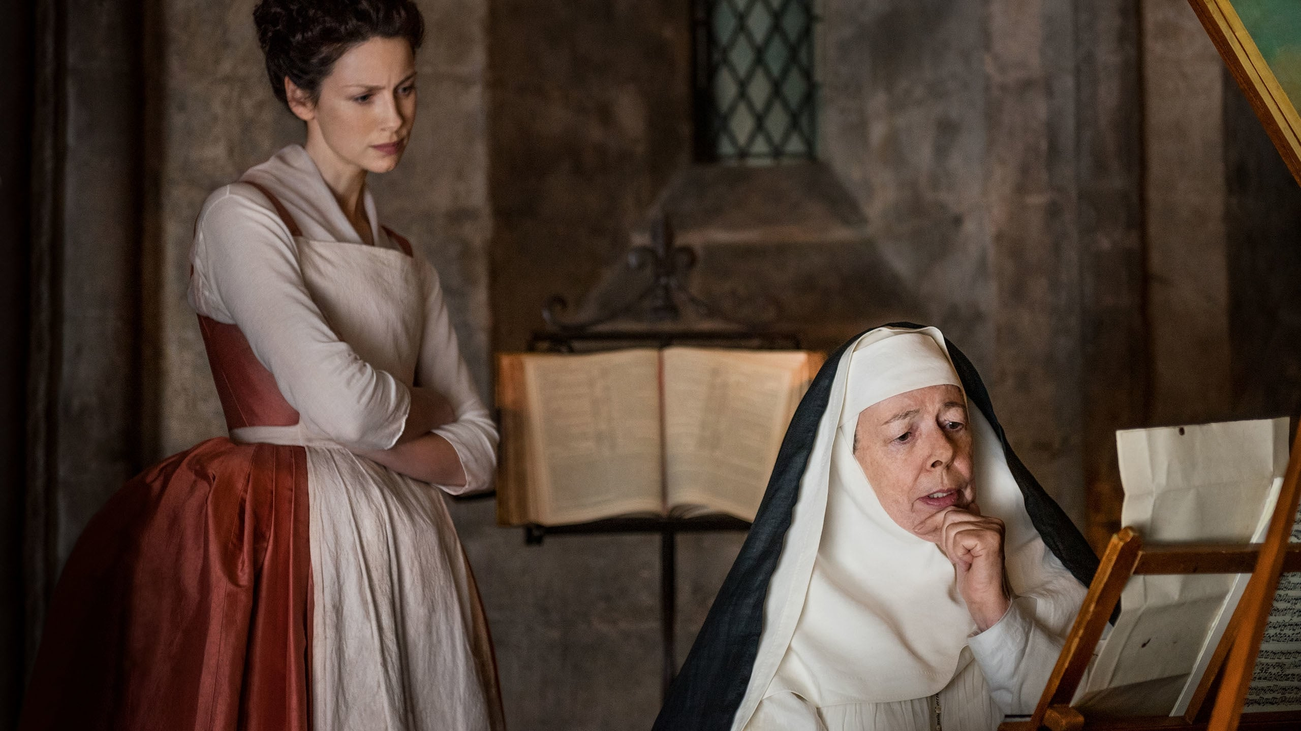 Outlander Season 2 :Episode 3  Useful Occupations and Deceptions