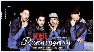Running Man Season 1 :Episode 186  Seoul's Faces