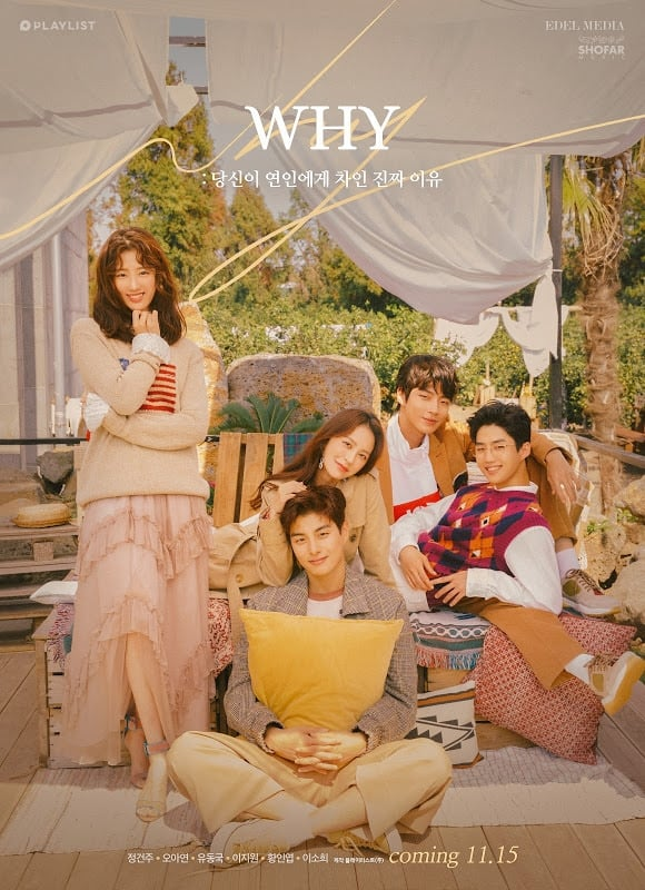 W.H.Y: What Happened to Your Relationship (2018)