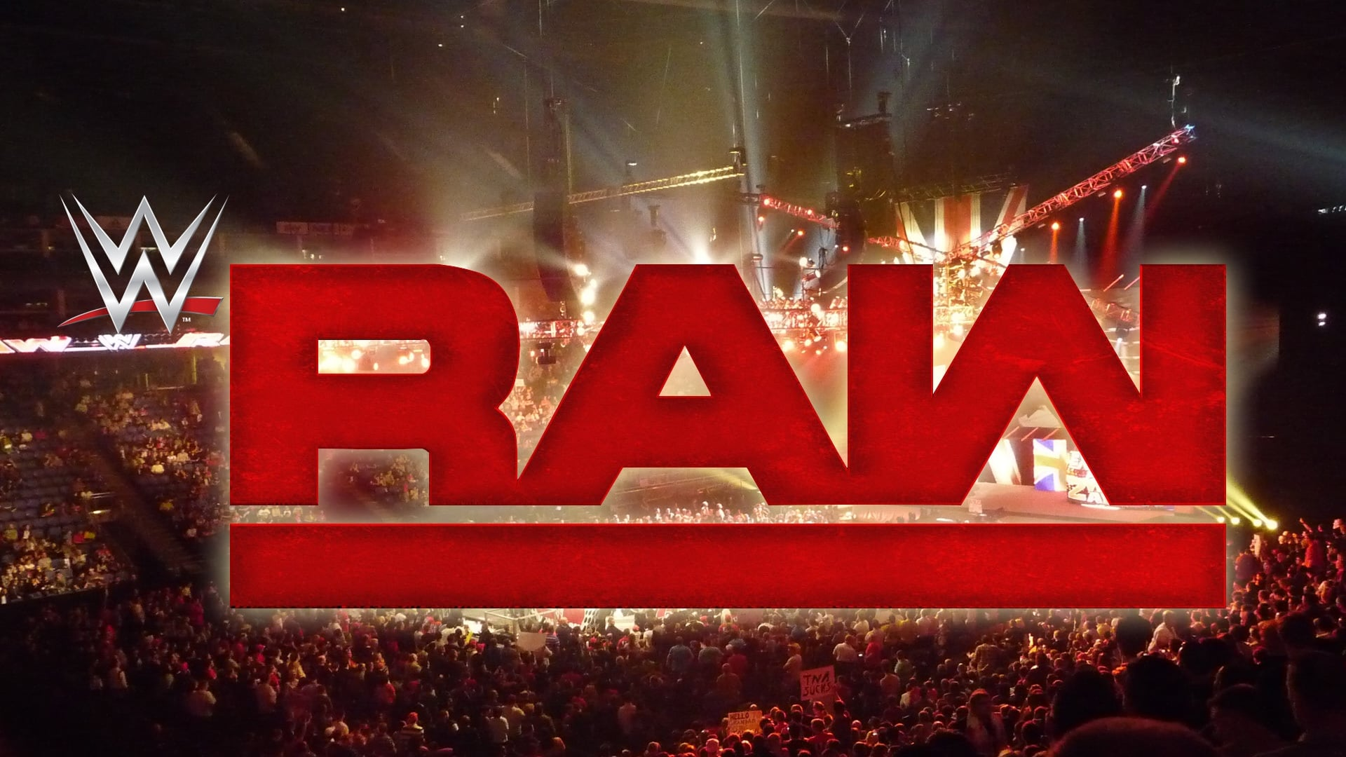 WWE Raw - Season 7 Episode 43 : RAW is WAR 335