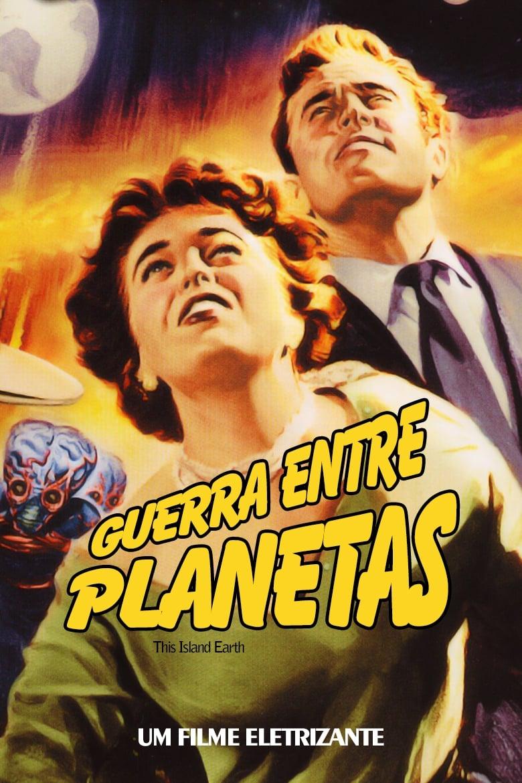 Resultado de imagem para Guerra entre Planetas (1955)