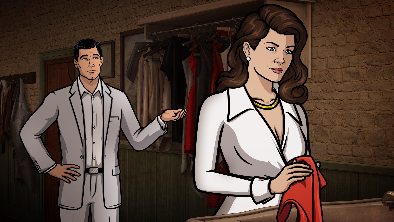 Archer Season 7 :Episode 10  Deadly Velvet: Part II